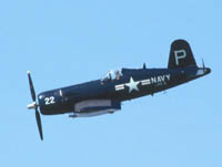 Chance Vaught Corsair F4U